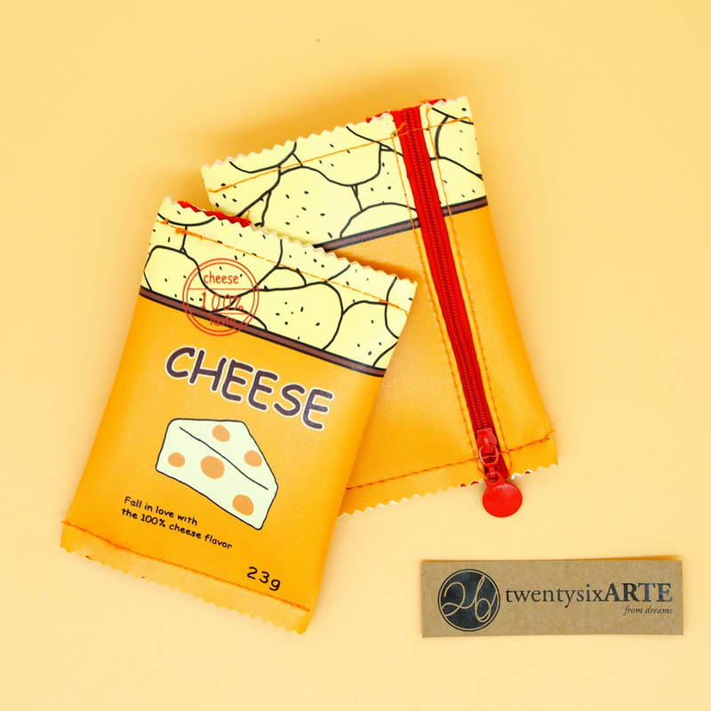 SNACK-UP Cheese Pouch | XS
